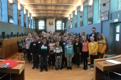 Visite Parlement Wallon